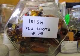 Flu Shot Meme - irish flu shots funny