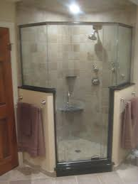 Angled Glass Shower Doors Glasstec Shower And Tub Door Enclosures Century Bathworkscentury