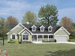 French House Plans Home Design Country Ranch House Plans Floor And 3 Bedroom Plan Simple Luxihome