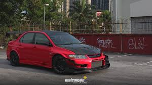 mitsubishi evo 2017 mat canyon thirsty for blood leslie u0027s mitsubishi evo
