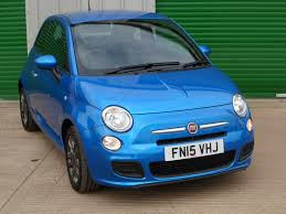 baby blue maserati used fiat 500 blue for sale motors co uk