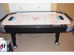 sportcraft turbo hockey table sportcraft turbo hockey air hockey table oak bay victoria