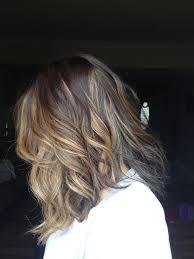 Light Brown Hair Blonde Highlights 25 Fancy Shoulder Length Brown Hair With Blonde Highlights U2013 Wodip Com