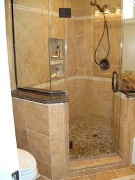 Small Bathrooms With Showers Only Bathroom Corner Shower Ideas Dayri Me