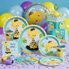 giraffe baby shower decorations best 25 baby shower giraffe ideas on giraffe party