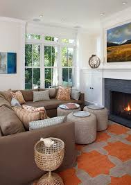 area rug placement living room 6 mistakes of styling floor using area rug ideas homesfeed