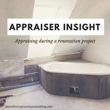 Renovation Blogs by Can My House Be Appraised In The Middle Of A Renovation Project