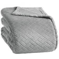 Berkshire Opulence Blanket Basket Weave Texture Berkshire Velvetloft Blanket Warmthings