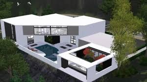 modern mansion floor plans sims 3 modern house floor plans beautiful 100 sims 3 modern