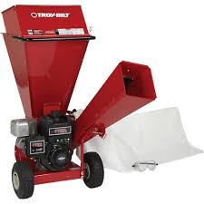 troy bilt chipper shredder u2014 250cc briggs u0026 stratton engine 3in