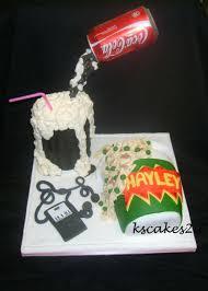 coke linkin park u0026 pot noodle birthday cake cakecentral com