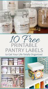 Kitchen Canister Labels Best 20 Kitchen Labels Ideas On Pinterest Life Kitchen Free