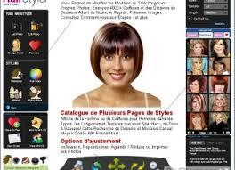 essayer coupe de cheveux en ligne relooking coiffure archives page 2 sur 12 salon of