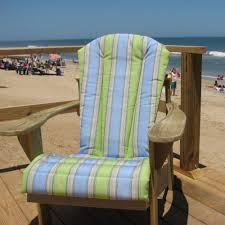 Adirondack Outdoor Furniture Adirondack Chair Cushion Dfohome