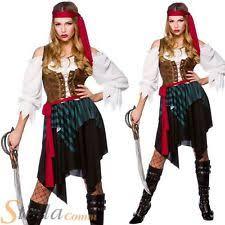 women u0027s pirate fancy dress ebay