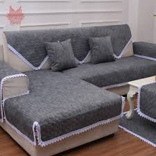 Cotton Sofa Slipcovers by Online Get Cheap Black Sofa Cover Aliexpress Com Alibaba Group