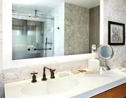 bathroom mirror with lights behind bathroom mirror with lights home depot home depot vanity mirrors