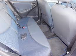 toyota yaris blue 1 0 5 door hatchback manual 1 lady owner