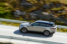 new land rover velar 2018 range rover velar v 6 first drive review