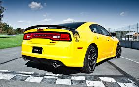 Dodge Challenger Yellow - dodge celebrates performance history with special edition 2012