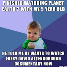 Meme Documentary - 6 hours of awesome time spent with my kid meme on imgur
