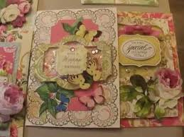 Anna Griffin Card Making - anna griffin cards and explore video link youtube ag