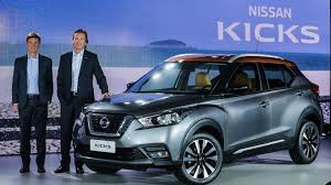 nissan kicks vs juke nissan to kick the juke out of north america