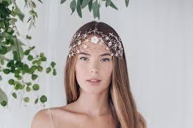 bridal headpiece wedding accessories and headpieces by debbie carlisle