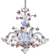 Murano Glass Chandelier Zspmed Of Murano Glass Chandelier Unique For Your Home Remodel