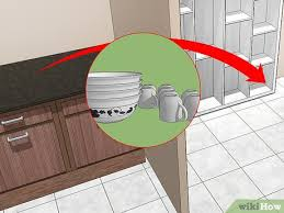 how to organise a kitchen without cabinets 3 ways to arrange a kitchen without cabinets wikihow
