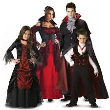 vampiress girls halloween fancy dress vampire kids childrens