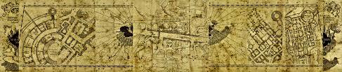 Harry Potter Marauders Map Marauders Map Template Contegri Com
