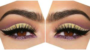 glamorous makeup for theme party red carpet event wedding