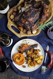 thanksgiving cornbread chorizo poblano
