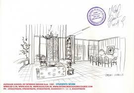 Free Interior Design Courses by Interior Design Courses Fashion And Interior Designing Institute