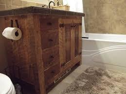 bathroom vanities amazing bonner vanity cabinet pine reclaimed