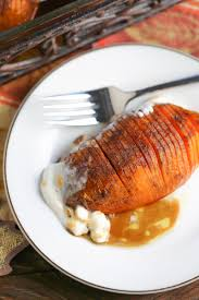 hasselback candied yams what should i make for
