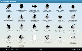 army survival handbook u2013 offline manual guide app android apps