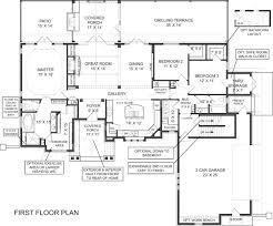 laurel ranch floor plans empty nester house plans