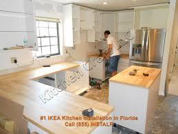 Backsplash Tile Installation Cost by Wood Countertops Kitchen Cabinet Installation Cost Lighting