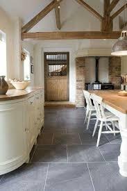 Terracotta Floor Tile Kitchen - dark grey kitchen floor tiles outofhome