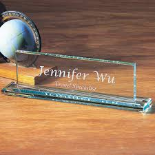 desk accessories trophy sports center pertaining to glass desk