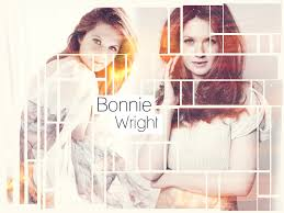 bonnie wright wallpapers bonnie wright wallpaper by haunting beauty on deviantart