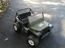 barbie jeep power wheels 90s power wheels jeep restoration mx 5 miata forum