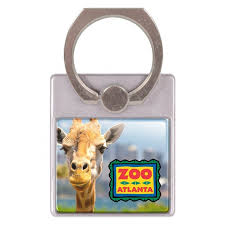 modern giraffe ring holder images Smartphone ring stand holder w epoxy dome highcaliberline jpg