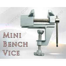Hobby Bench Vice Mini Clamp Bench Table Vice Aluminum Alloy Hobby Craft Tool Bd Qlm