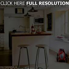 bathroom appealing narrow small kitchen island breakfast bar