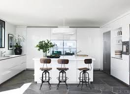 white and gray kitchen ideas 20 black and white kitchen design decor ideas