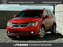 Dodge Journey 2012 - 2012 used dodge journey fwd 4dr se at triangle chrysler jeep dodge