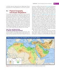 Geography Of The Ottoman Empire by Geographical Profile Of Middle East